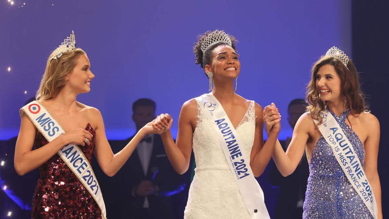 Miss France2022: la jeune physicienne Ambre Andrieu élue Miss Aquitaine sera de la partir!