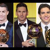 Voici les ballons d'or les plus injustes de l'histoire du Football