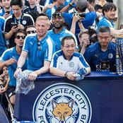 A short history about Leicester city