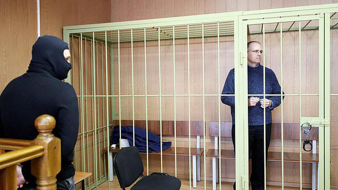 Parents of former US Marine jailed by Russian 'kangaroo court' for assaulting cop blast Vladimir Putin's 'offensive' claim their son was 'sh*tfaced troublemaker' and beg Joe Biden for prisoner swap to bring him home