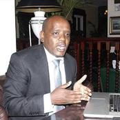 Dennis Itumbi Leaks Crucial Document Moments After President Uhuru's Jubilee Sent Kositany Packing