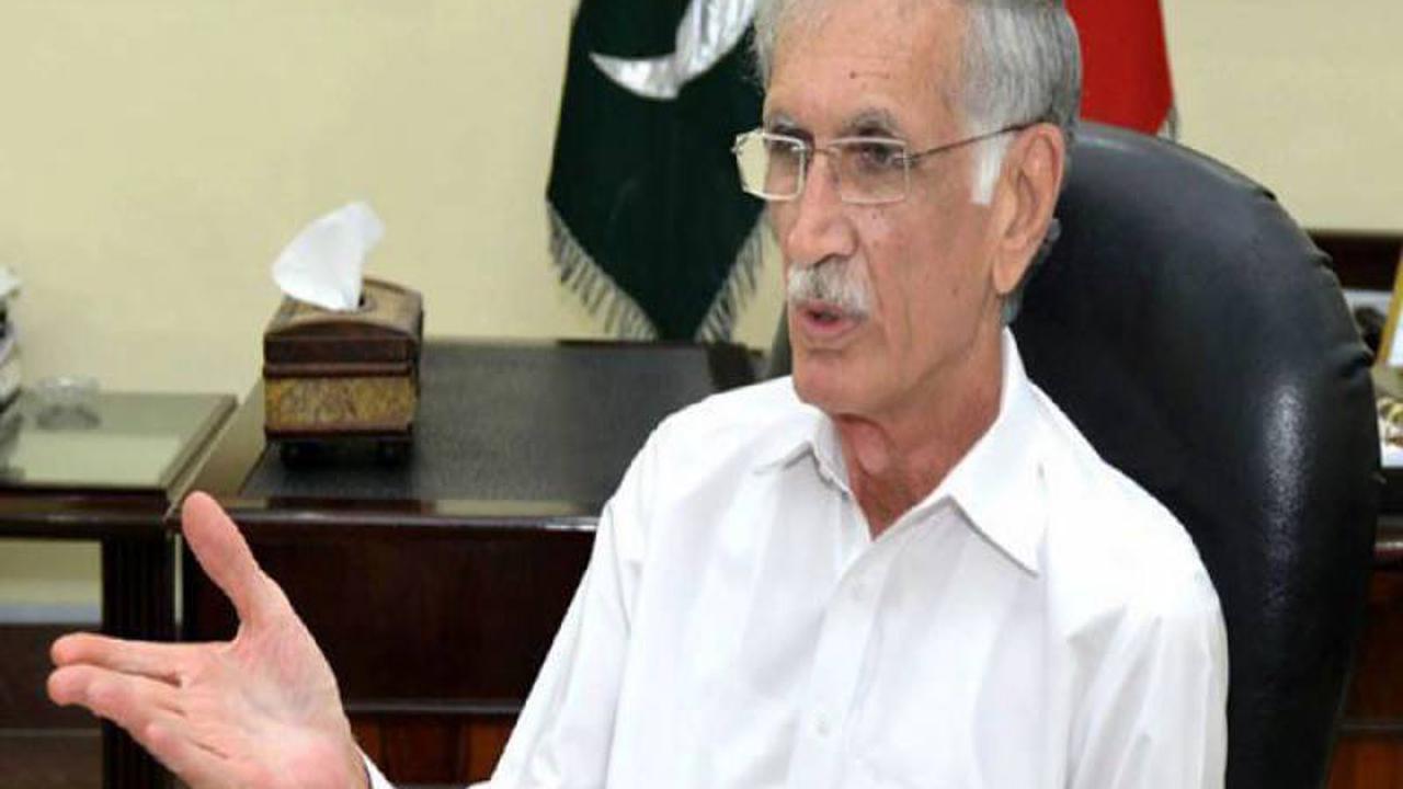 Opposition annoyed over investigation of their corruption: Pervaiz Khattak