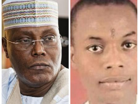 See what a Northern Muslim Man achieved, as Atiku Abubakar salutes the Yobe indigene who won $400k
