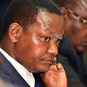You Must Do This To Become President in 2022: Mwalimu Dida to Alfred Mutua