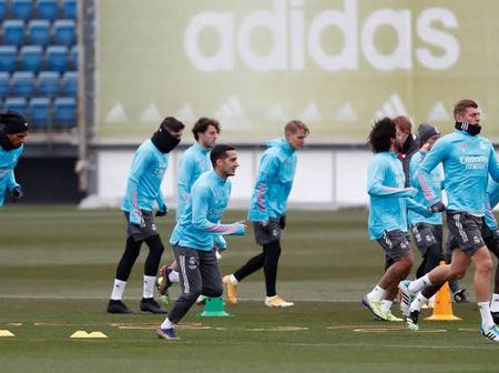 Injury concerns for Real Madrid as 7 stars ruled out of action ahead of Liverpool clash