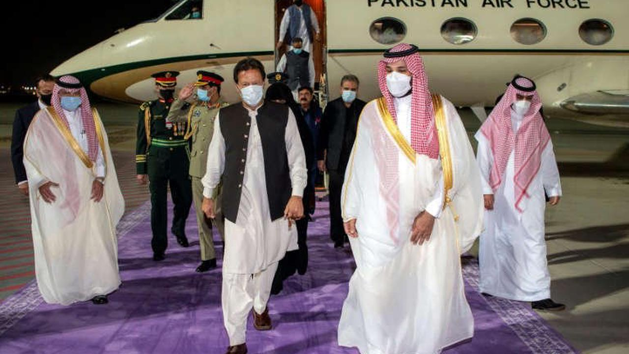 Saudi-Pakistan vow to reset strained ties