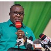 He has Neglected The Ashanti Region -Ofosu Ampofo