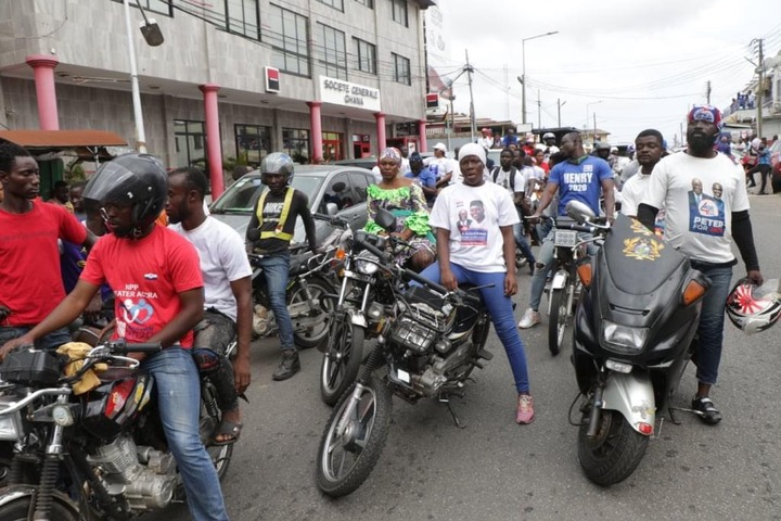0358c51ebbf01761afacd7c924d9aab4?quality=uhq&resize=720 - Ghanaians React After NPP Supporters Mobbed Dr. Bawumia At Multimedia Premises With Okada(Photos)