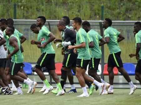 Winning Is Our Focus : Ahmed Musa