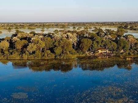 Okavango Delta the Beauty of Botswana