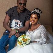 Nigerian Man Wore Jean For His White Wedding & Claims Opinions Does Not Matter