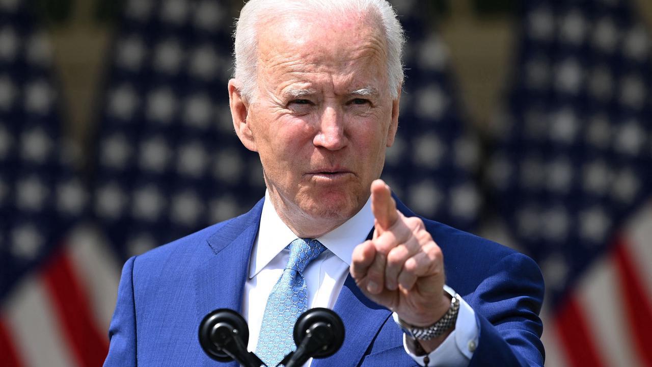 White House dismisses GOP senator asking whether Biden 'really in charge'