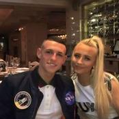 The beautiful girlfriend to Manchester City forward Phil Foden(Write Yout Title in Camel Case)