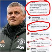 Despite Drawing 0-0 Against Chelsea, Man United Fans Blast Solskjaer