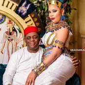 After She Called Him A Wife Beater, See FFK's Reply To Her Wife That Stirred Reactions
