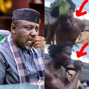 Madman Reveal What Will Happen To Former Governor Rochas Okorocha, See What He Said (Watch Video)