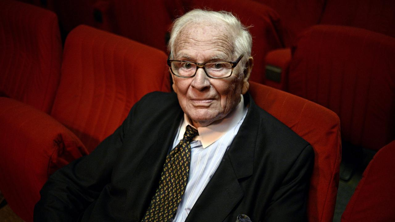 French fashion designer Pierre Cardin dies aged 98 — family