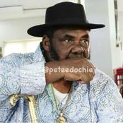 Check Out What Chief Pete Edochie Wants People To Do As He Celebrates His New Age