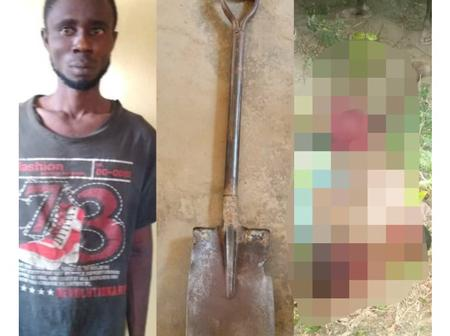 Man Kill His Wife And Son In Anambra State