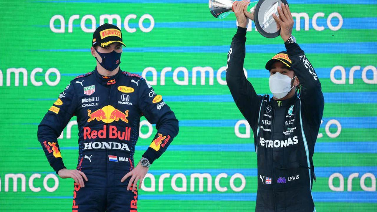 Max Verstappen says he 'just need a faster car' after being caught by Lewis Hamilton at Spanish Grand Prix
