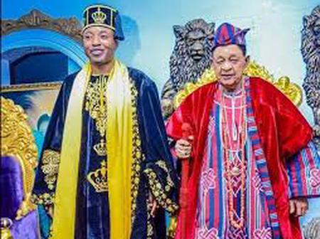 Alaafin has Supported My Advice That Nigeria Should Remain One- Oluwo Of Iwo