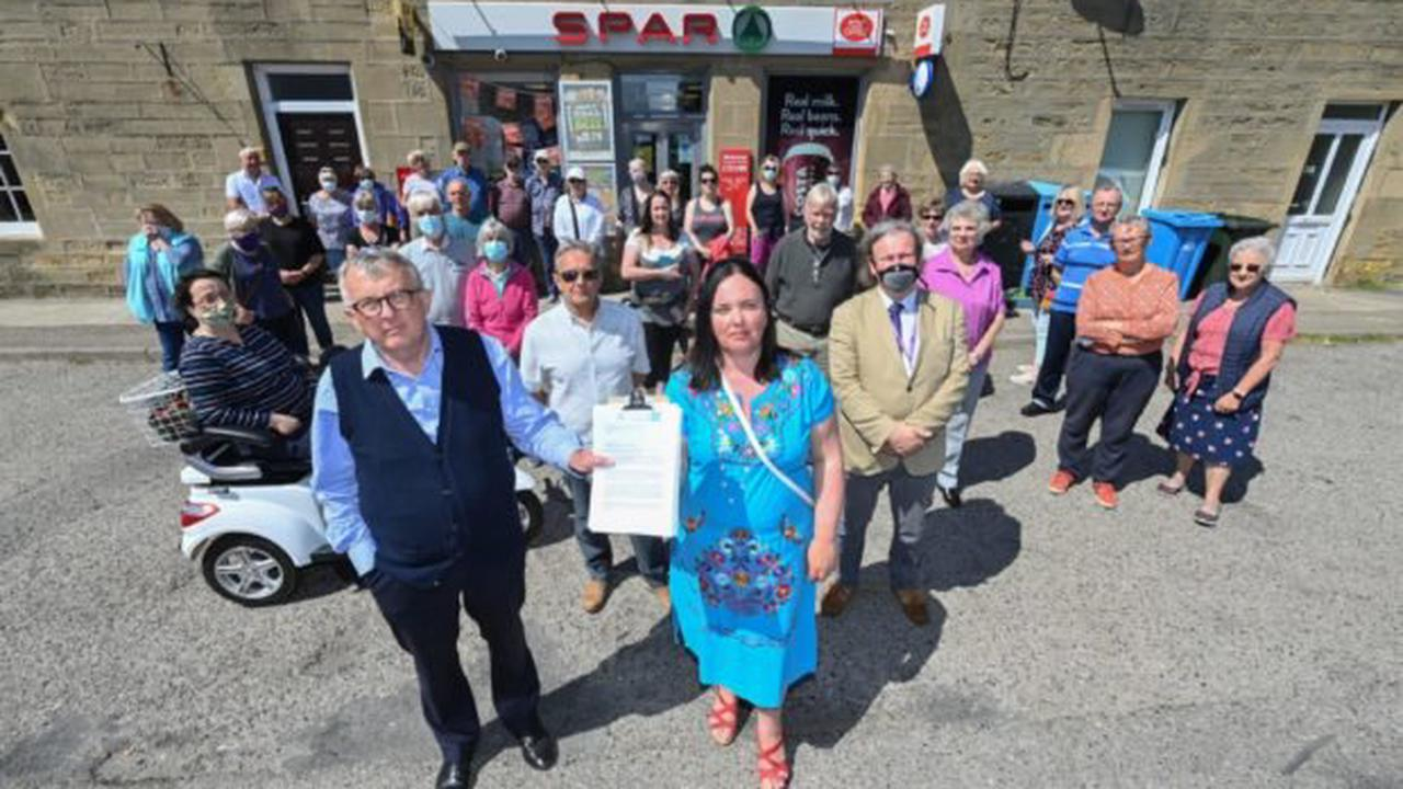 Easter Ross community in last-ditch plea to save village's 'lifeline' post office