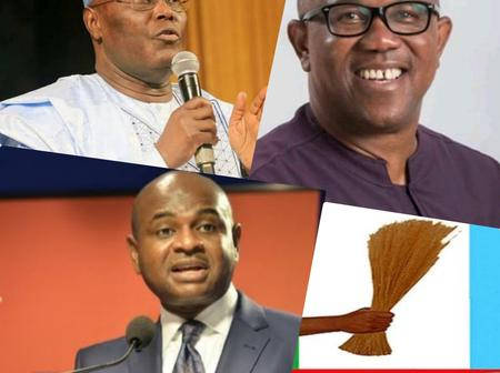 See how Atiku Abubakar, Peter Obi, and Kingsley Moghalu reacted as Nigeria enters another recession
