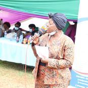 Siaya County Woman Representative Hon. Dr Christine Ombaka Celebrate International Women's Day
