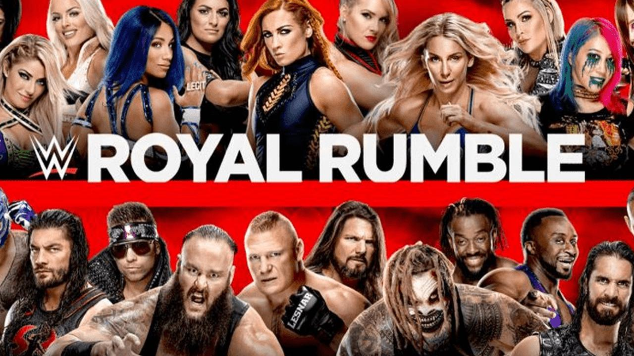 WWE Royal Rumble 2021 Live Streaming Pay-per-view Official Wrestling TV  Channel: Full HD, Date and Time in USA When and where to watch - Opera News