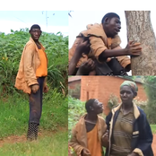 Meet 21-year-old Boy Who Can't Speak, Eats Grass, Likes The Jungle