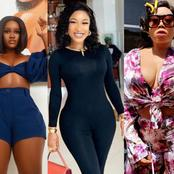 See 5 Pretty Nigerian Celebrities Who Are Currently Single Despite Being Rich And Curvy (Photos)