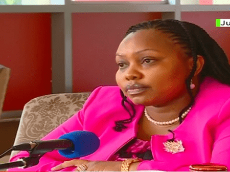 'I Am Going Nowhere', Milicent Omanga Defies Expulsion By the Jubilee Party