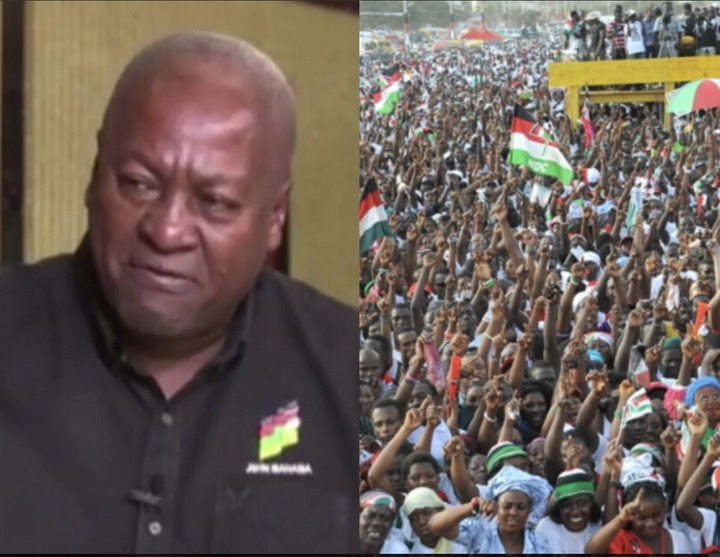 03aab7ffb9d6611d0b6b2122ec9b2f0c?quality=uhq&resize=720 - My People Should Not Be Deceived By The Crowd At My Campaigns - John Mahama Uncovers A Secret