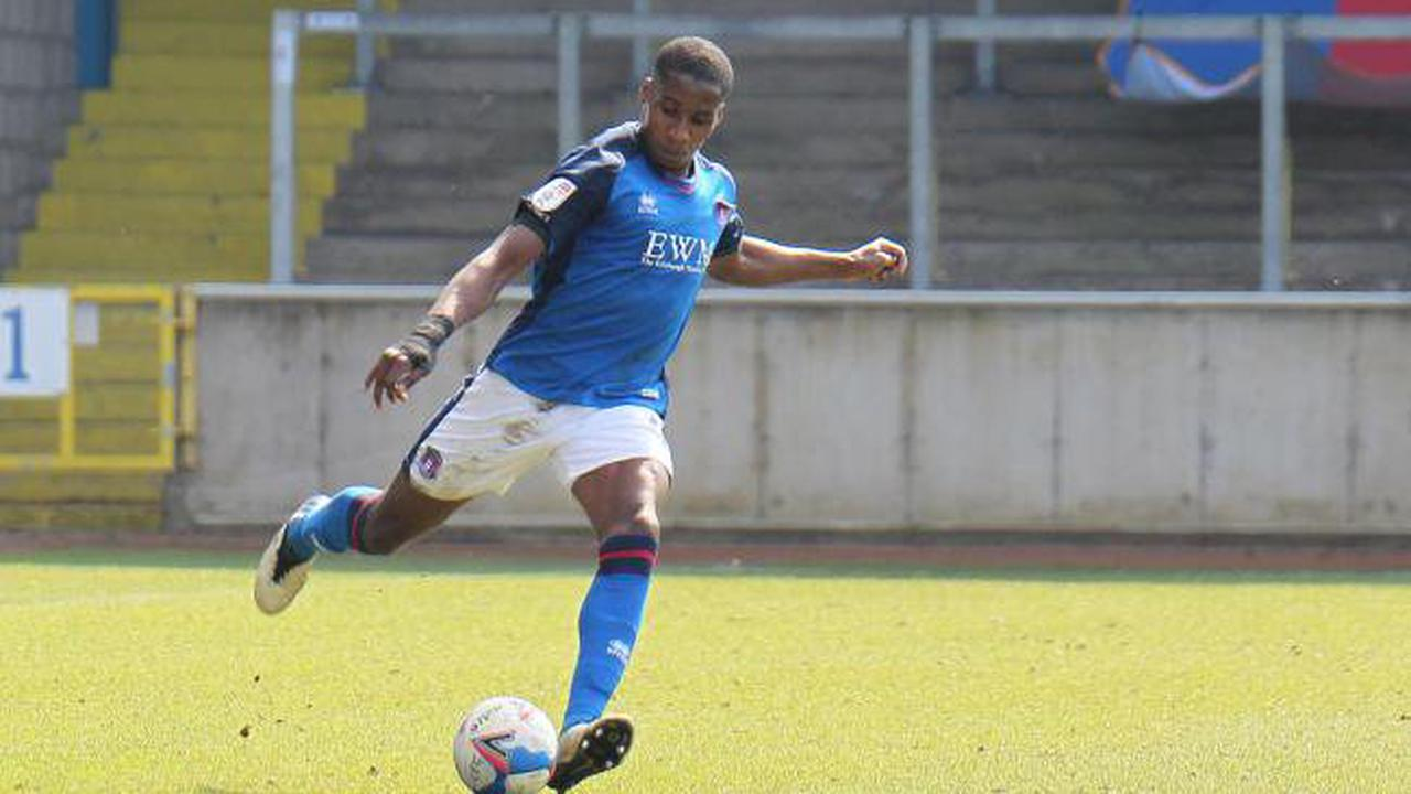 Why defender missed Carlisle United's final game