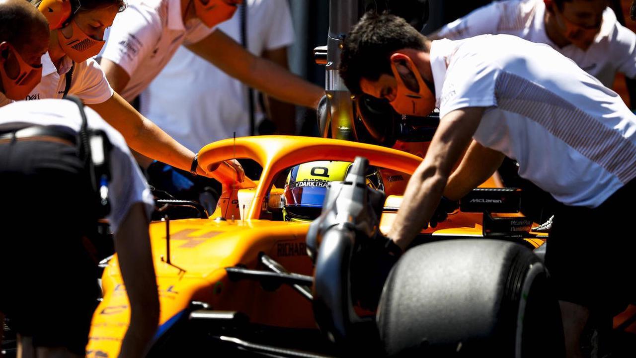 """Formel 1: Lando Norris nach Strafversetzung stinksauer: """"Eine unfaire Strafe, eine unfaire Regel"""""""