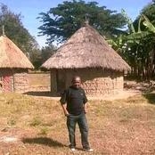 Reactions After Inspekta Mwala Posts This Mud House