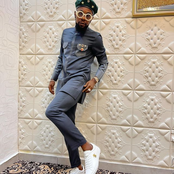 Don't Dream The Dream, Work The Dream- Patoranking Says As He Rocks Collection Of Designers
