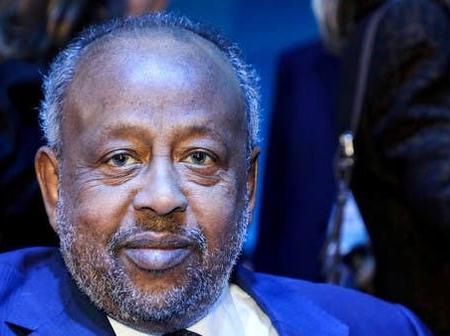 Ismail Omar Guelleh Has Been Re-elected President of Djibouti