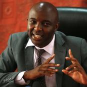 Irungu Kan'gata Explains How London Ward Results Would Look Like Were If Not For Moses Kuria