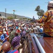 Forget About the ODM Nominations, This is Why Joho Skipped Raila's BBI Rallies