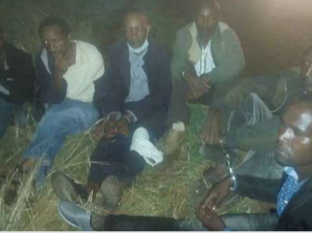 6 Suspects including 3 Tanzanians Dramatically Arrested by DCI With Millions En-route to the Border