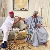 APC's Orji Kalu meets Babangida For Consultation, Ahead Of The Historic 2023 Presidential Election