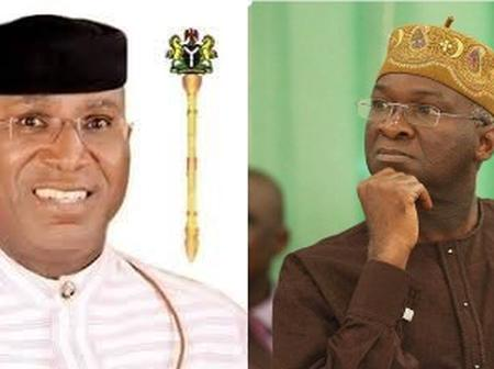 Check 3 Unique Things that Fashola and Omo-Agege have in common-No. 3 may be what makes them smart