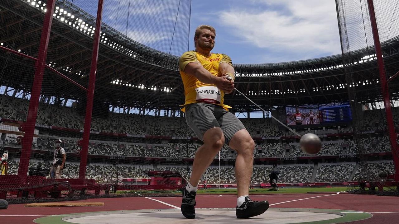 Zwei Meter fehlen: Schade! Allgäuer Tristan Schwandke scheidet bei Olympia in der Qualifikation aus - Bad Hindelang