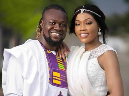 I Can't Sleep, My Heart Bleeds, Eddie Nartey Continues To Cry Over Wife's Sudden Death.