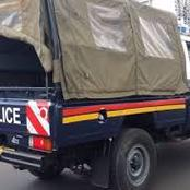 A form four student arrested for attacking his classmate