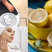 What Happens When You Eat/Drink Lemon Juice. Benefits Of Lemon Juice.