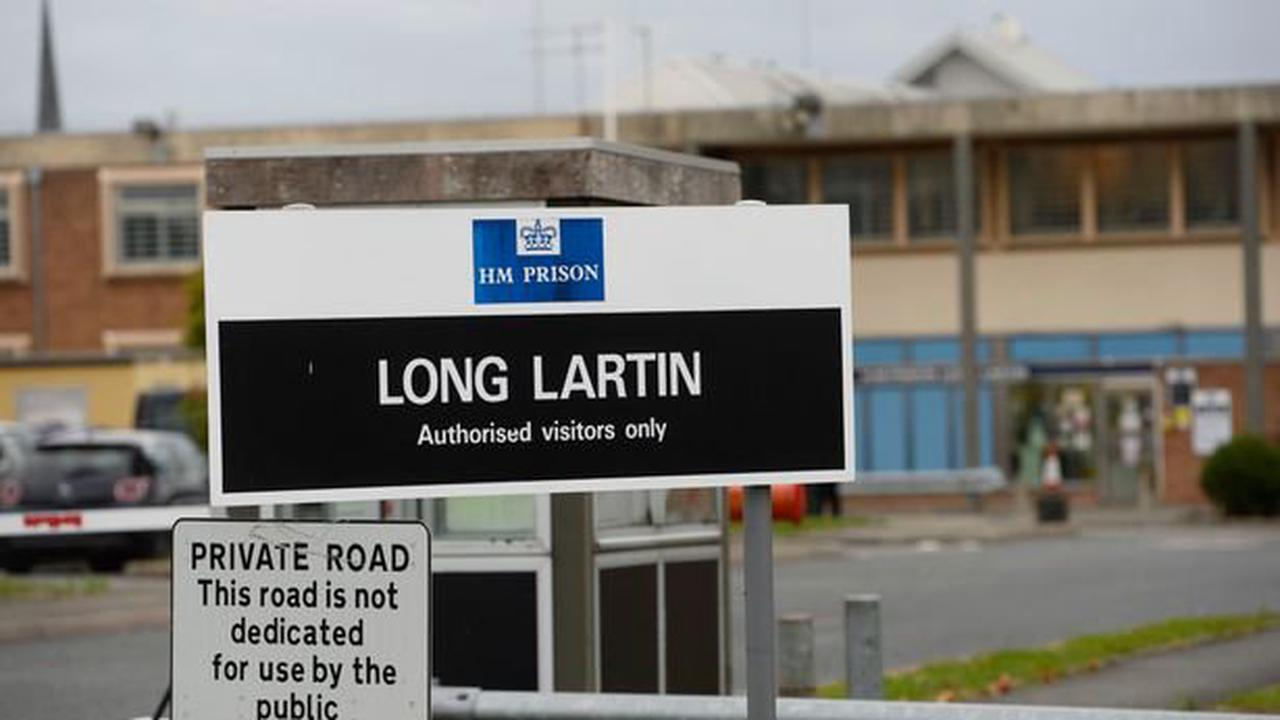 Covid outbreak reported at maximum security prison Long Lartin in Worcestershire
