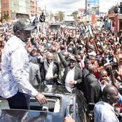 Reason Why Ruto Will Never Be A Deputy President In Kenya Again