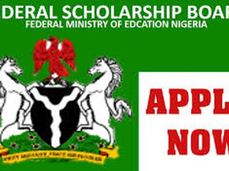 See Deadlines For Federal Government Scholarship Awards 2020/2021